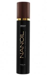 Nanoil - Öl für Haarpflege